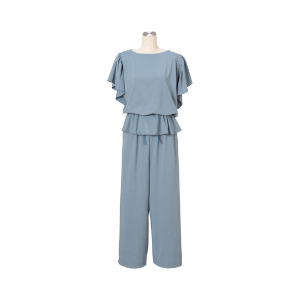 FRILL Roomwear Jumpsuit Blue