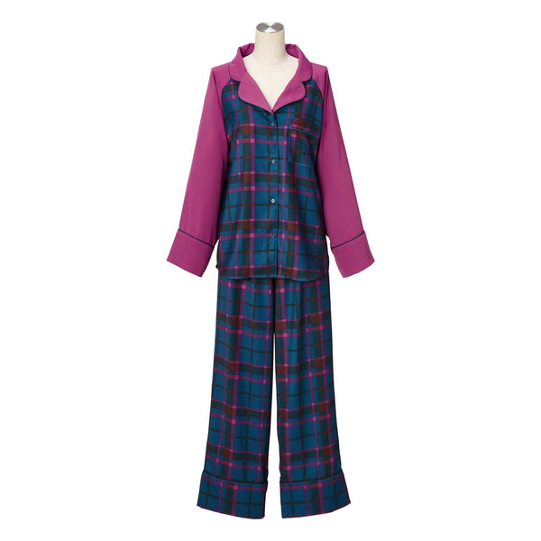 MADRAS PLAID PAJAMA