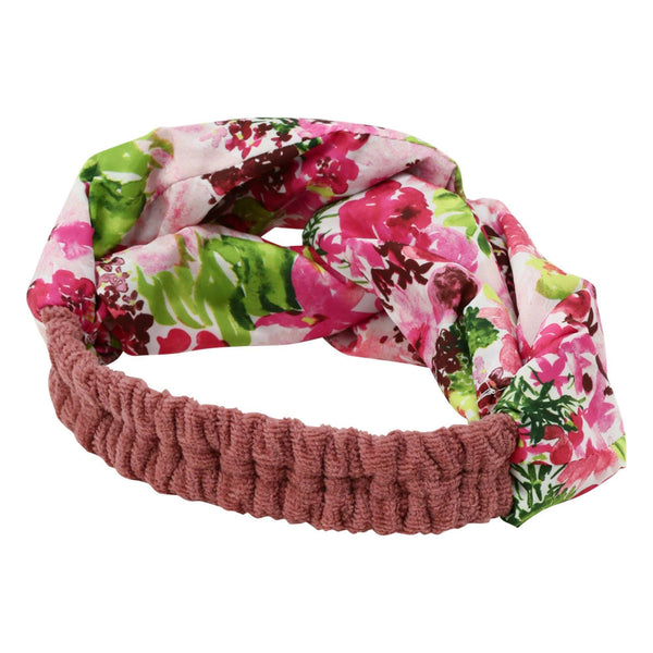 FLUER HAIR BAND Pink