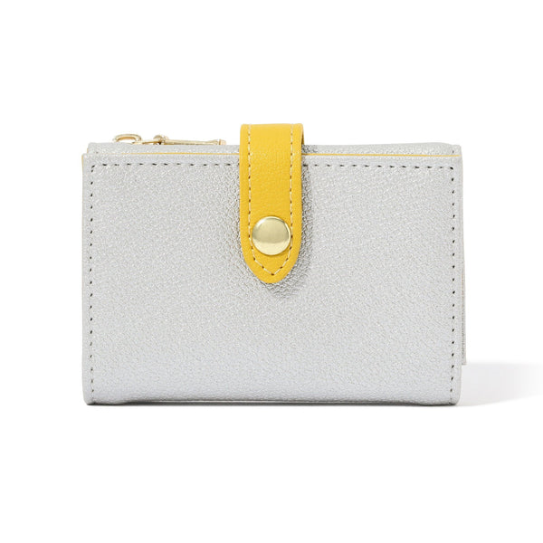COLOREE MINI WALLET Sliver