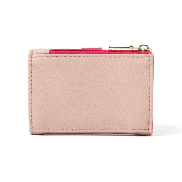 COLOREE MINI WALLET Pink