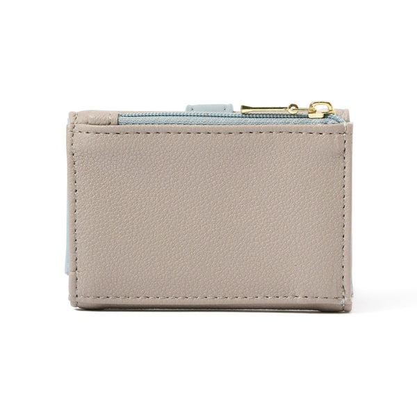 COLOREE MINI WALLET Beige
