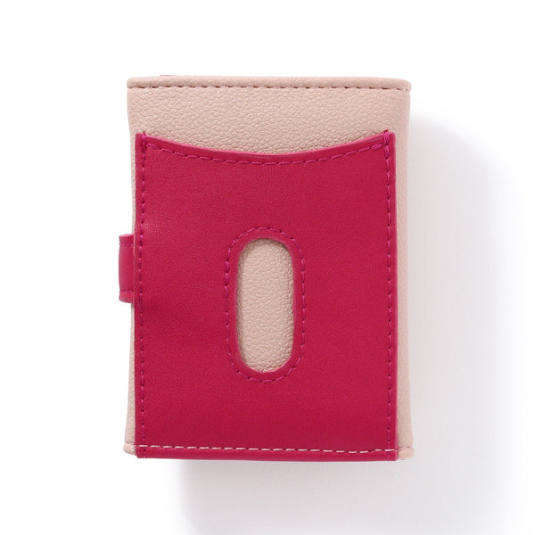 COLOREE KEY&CARD CASE Pink