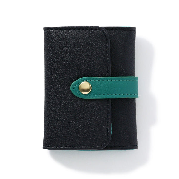COLOREE KEY&CARD CASE Navy