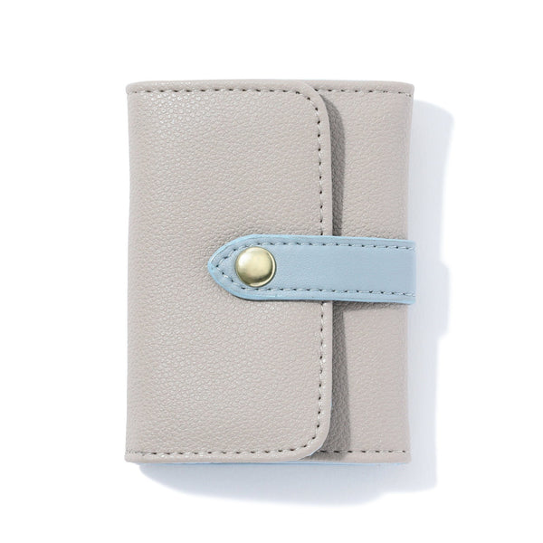 COLOREE KEY&CARD CASE Beige