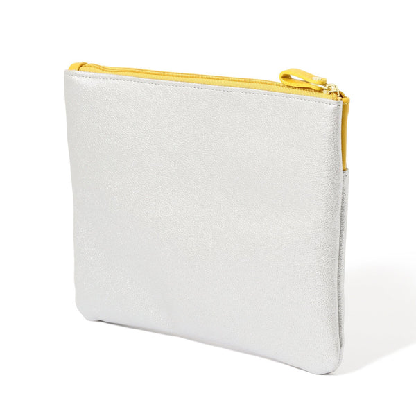 COLOREE FLAT POUCH Sliver