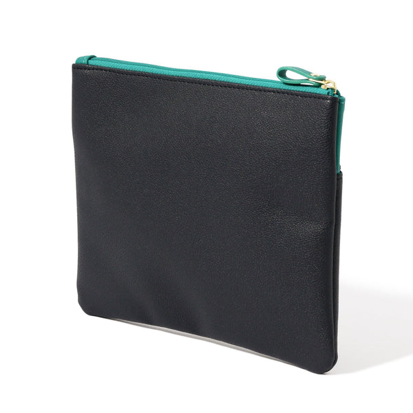 COLOREE FLAT POUCH Navy