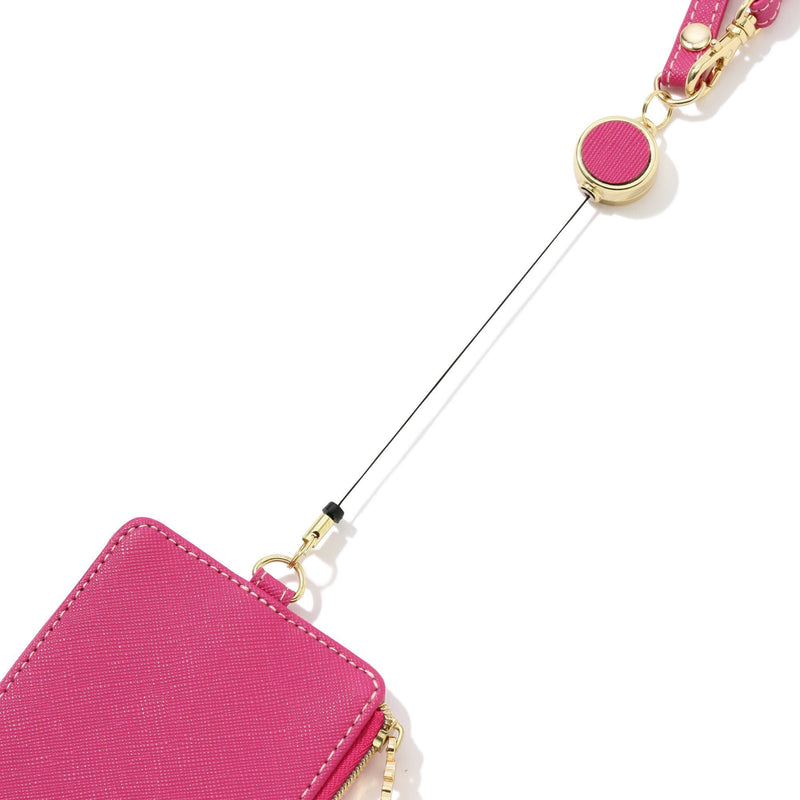 DSY PASS CASE PINK
