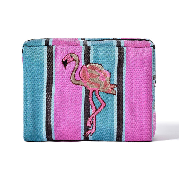 MAR POUCH FLAMINGO