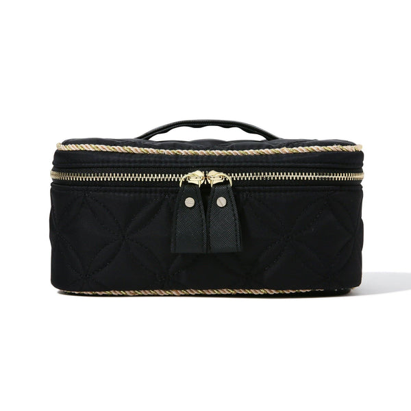 BELL VANITY POUCH SMALL BLACK