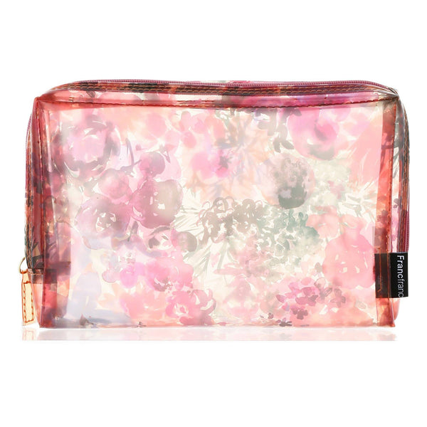 VOYAGE VINYL POUCH SQUARE Pink