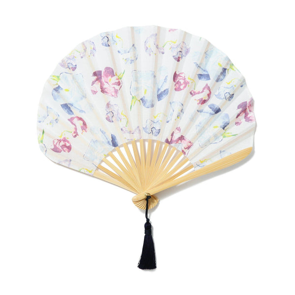 FLOWER FOLDING FAN NV
