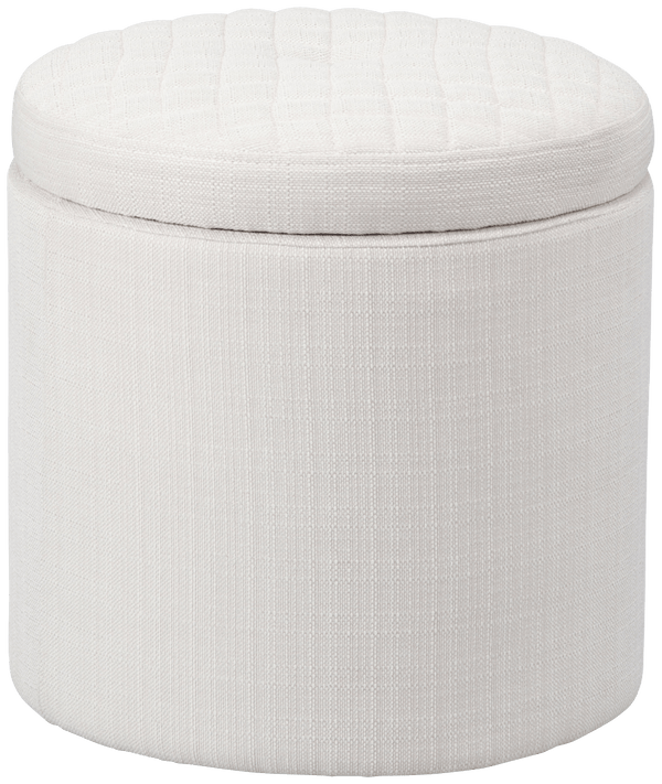 QUILID Stool Ivory