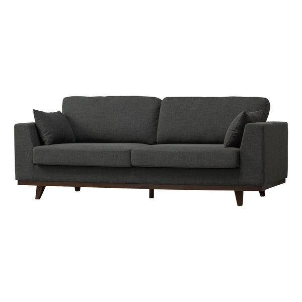 CAPITAINE SOFA 3S Dark Gray
