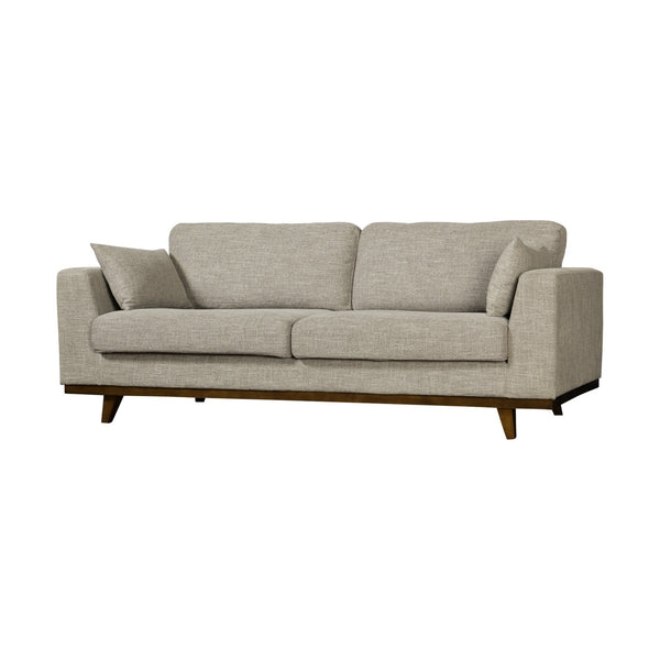 CAPITAIN SOFA 3S Light Gray