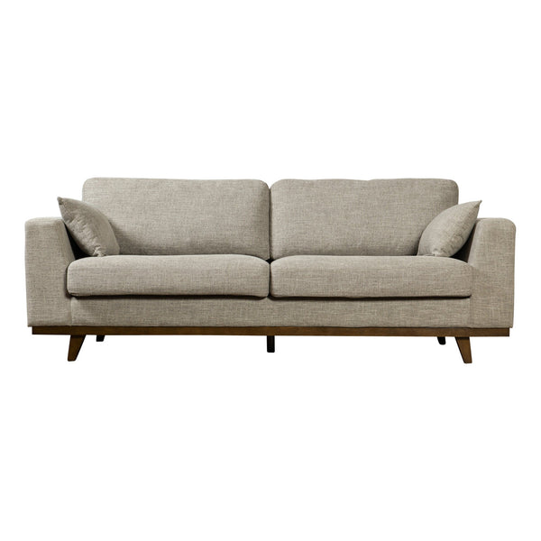 CAPITAINE SOFA 3S Light Gray