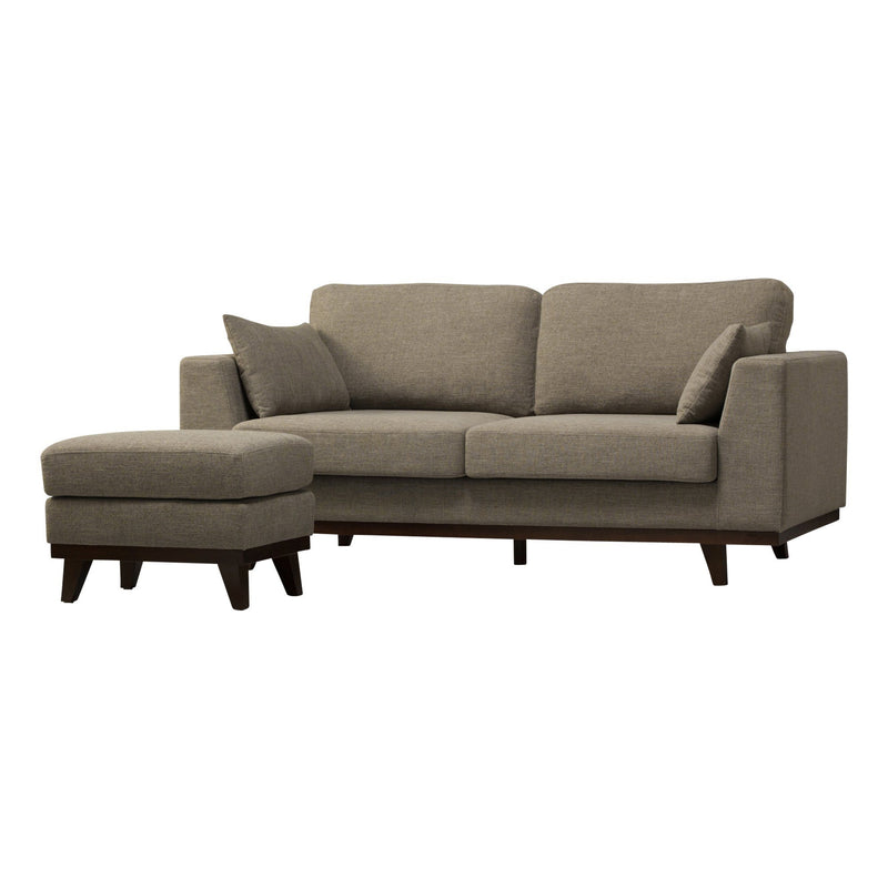 CAPITAINE SOFA 2S Light Gray