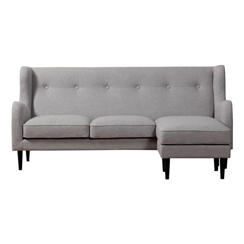 FIER SOFA LIGHT GRAY