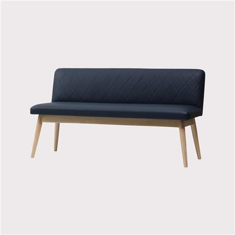PIONI SOFA NAVY X NATURAL