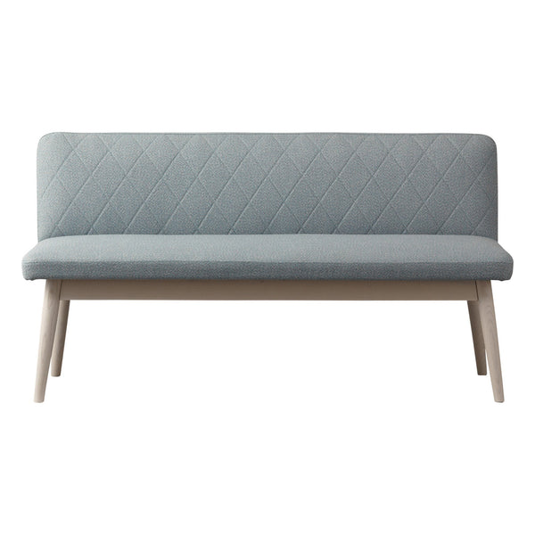 PIONI SOFA LIGHT BLUE X WHITE