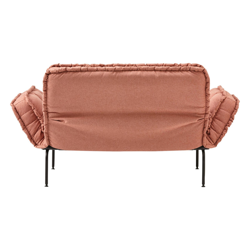 PISOLARE COMPACT SOFA BED PINK