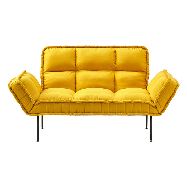 PISOLARE COMPACT SOFA BED YELLOW