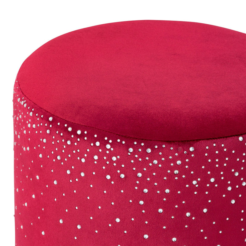 GEMME STOOL RED