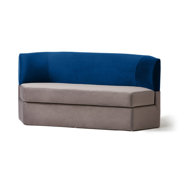 GRUPA SOFA 2S NAVY X GRAY