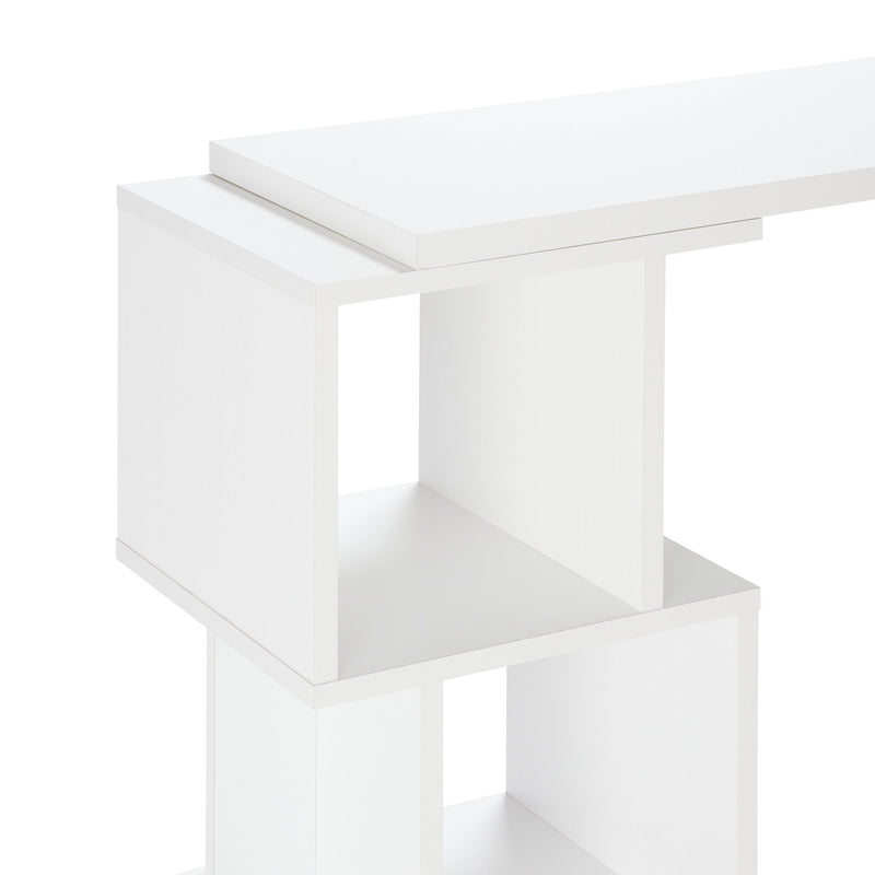 RITMO COUNTER TABLE White (W1100 ~ 1360 × D295 × H900)