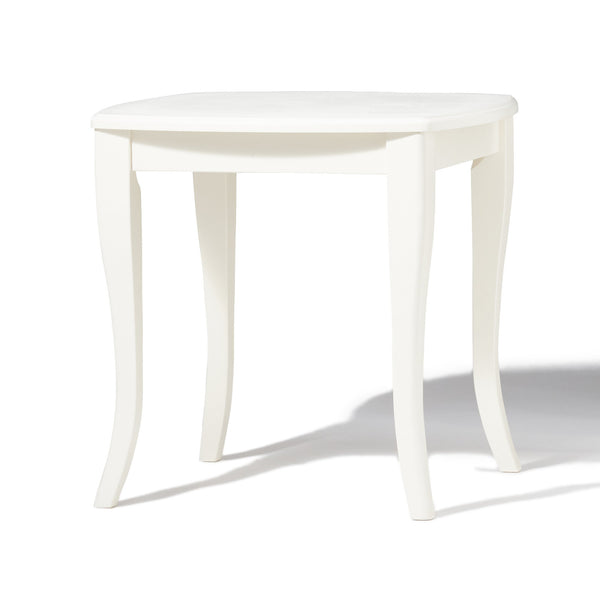 CHIARO DINING TABLE 2 WH