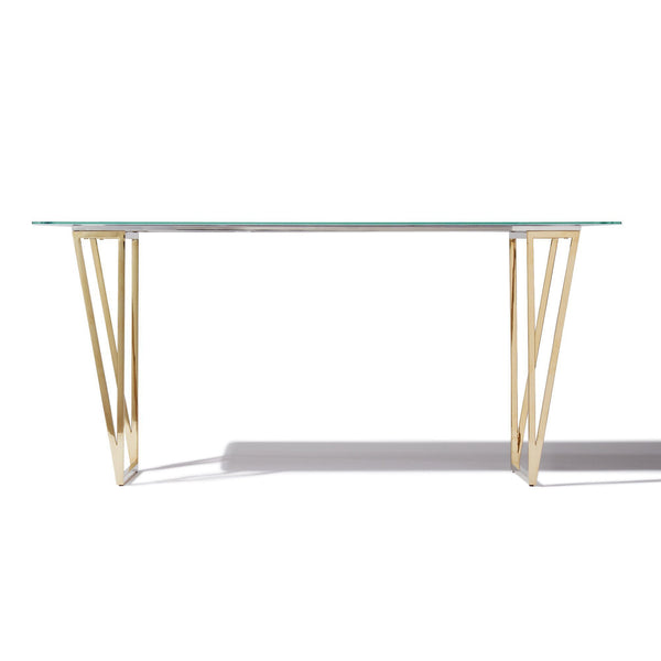 FELICITE DINING TABLE TOP MARBLE (A) (W1600×D800×H735)