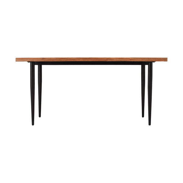 RETTA Dining Table 1600 Natural (W1600 × D800 × H730)