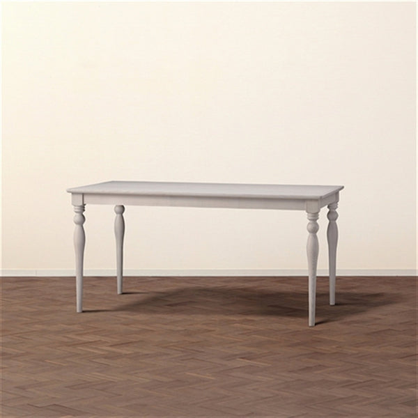 ARPA Dining Table 1500 White (W1500 × D800 × H730)