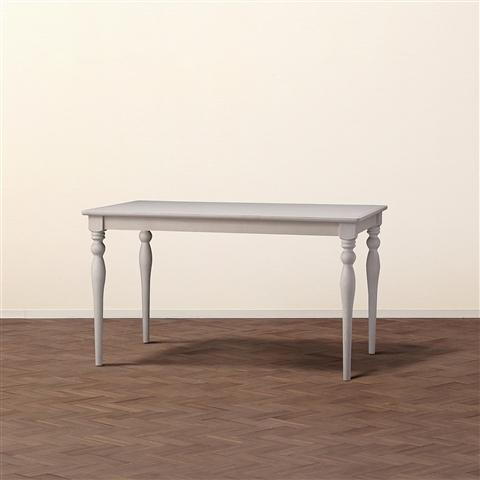 ARPA DINING TABLE 1300 WHITE (W1300 × D800 × H730)