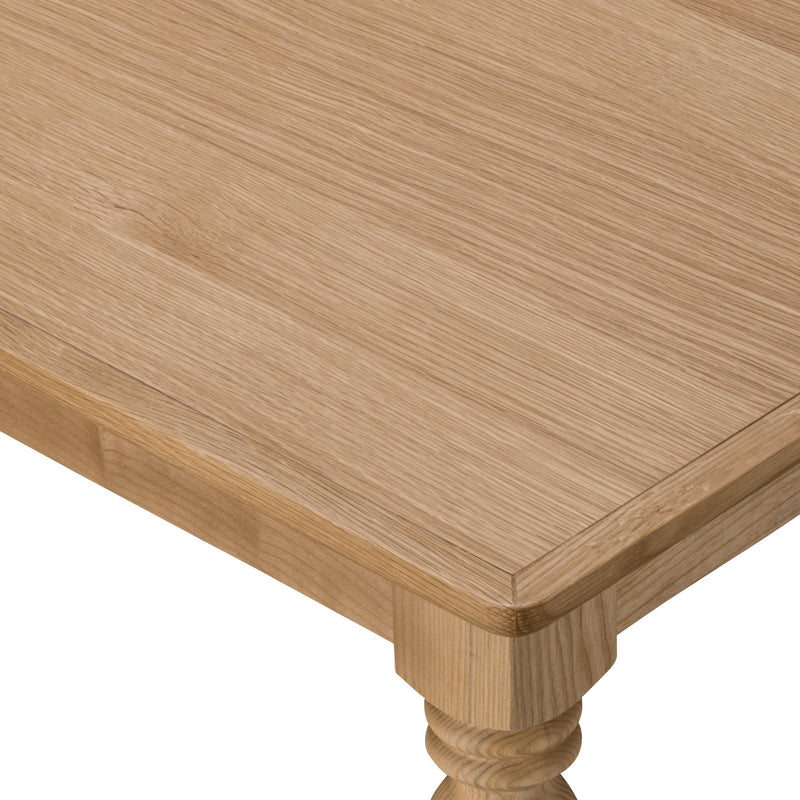 ARPA DINING TABLE 1500 NATURAL