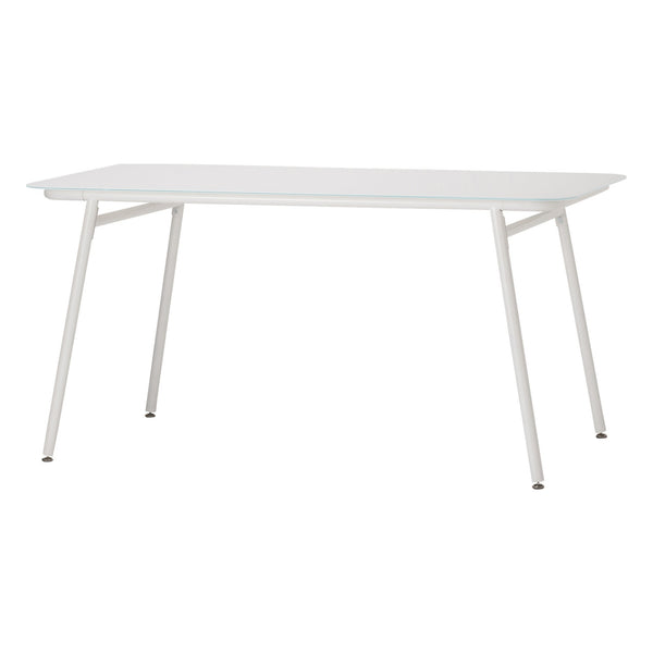 BLISS DINING TABLE 150 WHITE