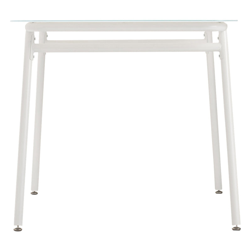 BLISS DINING TABLE 150 WHITE (W1500 × D750 × H735)
