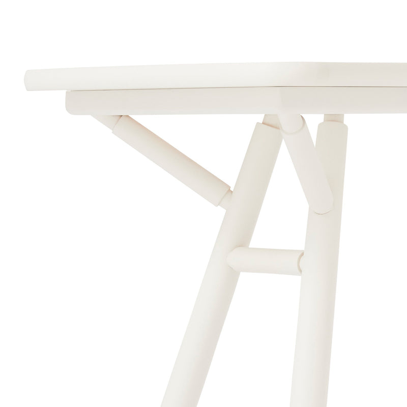 CHARITE CAFE TABLE White (W1000×D500×H600)