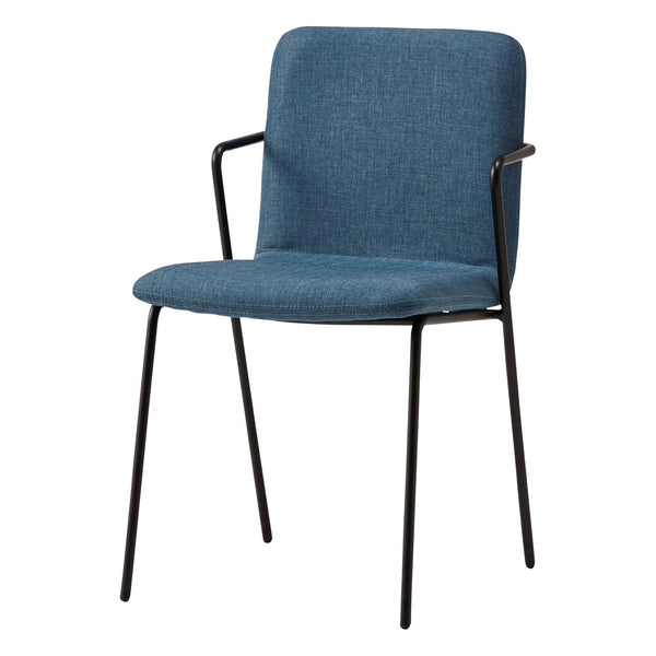 RETTA CHAIR FABRIC 20 BLUE
