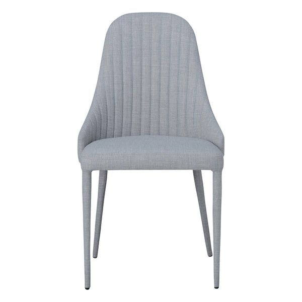 LINEA CHAIR 19 Light Grey (W500 × D580 × H850)