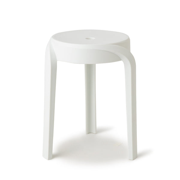 VORTEX STOOL White (W350 × D350 × H455)