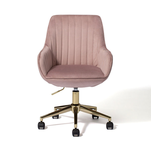 ELDORADO DESK CHAIR Pink (W530 x D540 x H800)