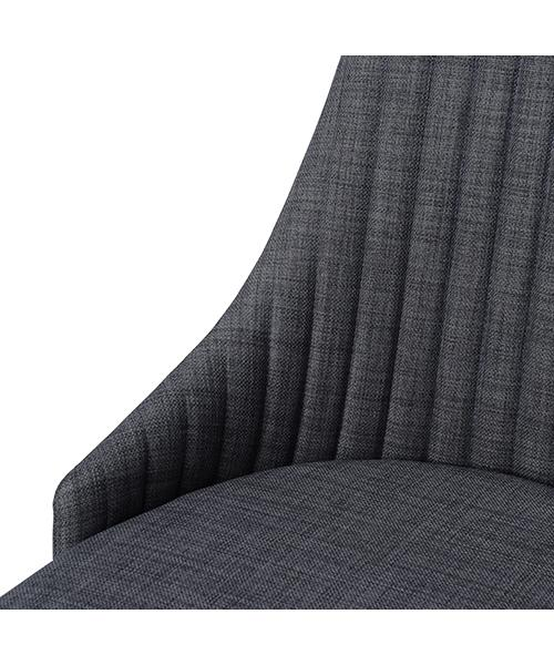 LINEA CHAIR DARK GRAY