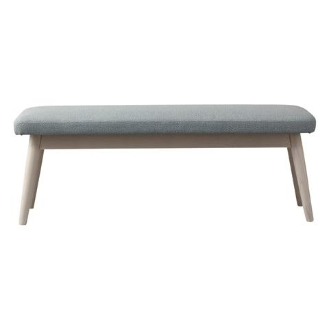 PIONI BENCH LIGHT BLUE/WHITE