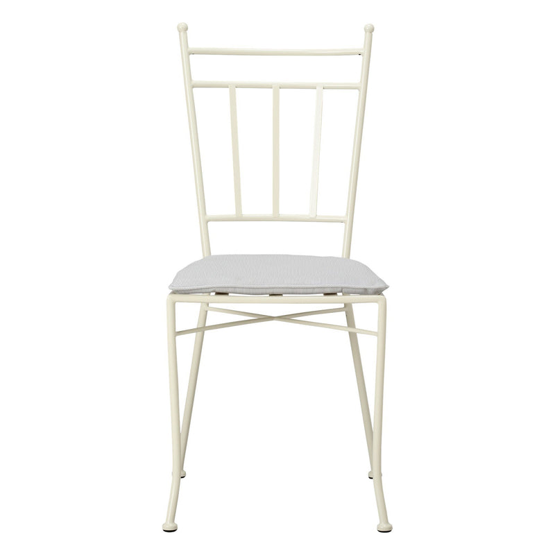 CHIARO CHAIR WHITE X GRAY