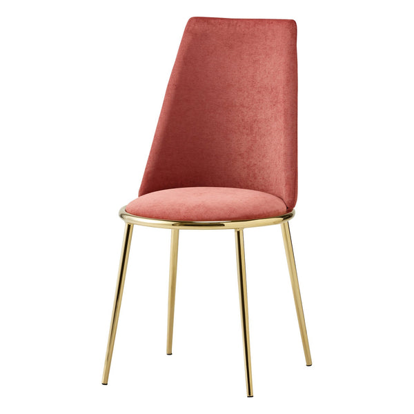 FELICITE Chair Pink (W450 × D580 × H875)
