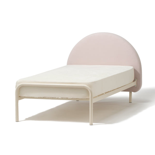 MINUIT BED SINGLE PINK
