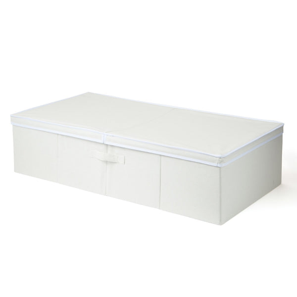 BLANC BED STORAGE BOX White (W950 x D480 x H230)