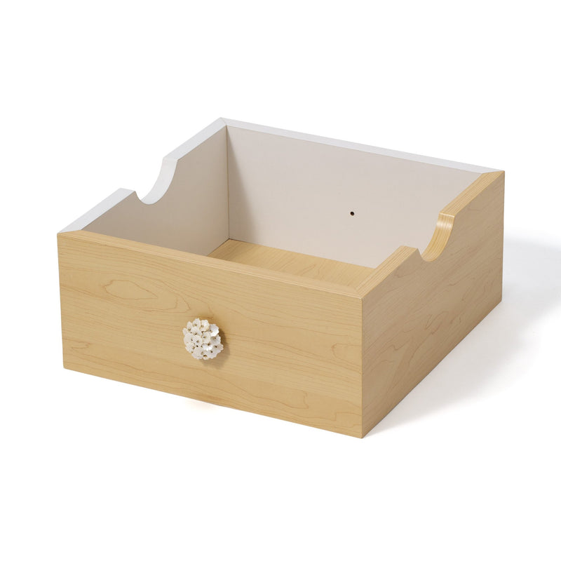 FORET CHEST Natural x White