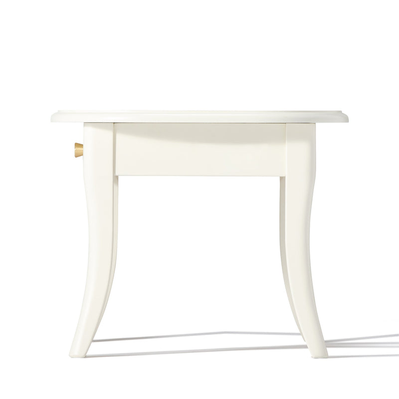 CHIARO COFFEE TABLE  WHITE (W750 x D450 x H370)